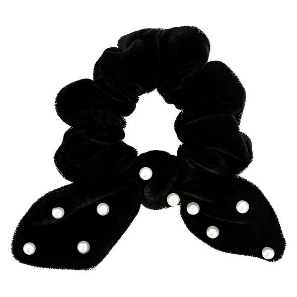 Haargummi - Velvet Bow