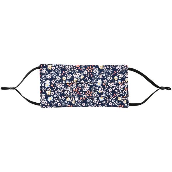 Mundbedeckung - Flower Power