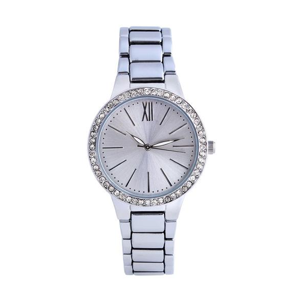 Uhr - Sparkling Silver