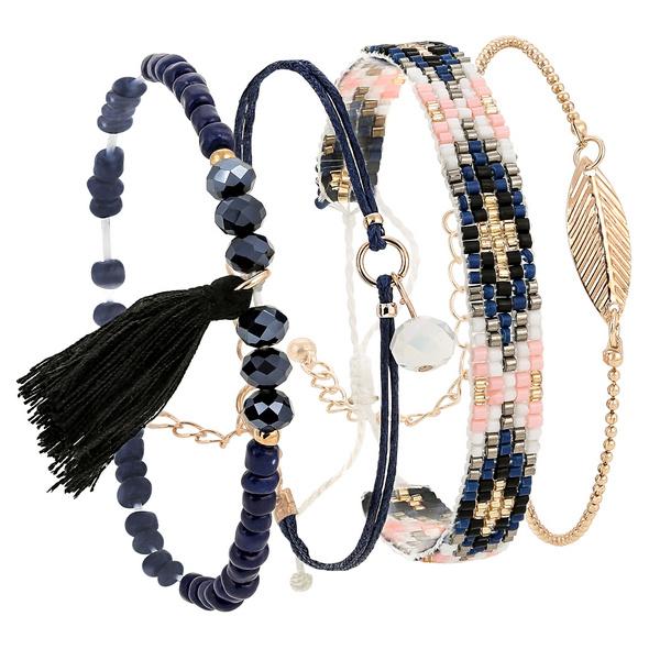 Armband-Set - Fancy Blue
