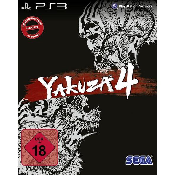 Yakuza 4 Kuro Edition