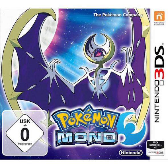 Nintendo Pokémon Mond