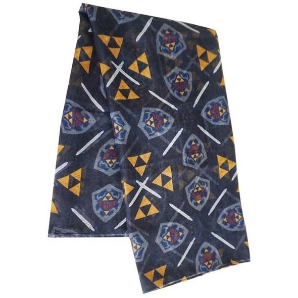 The Legend of Zelda - Schal Shield Logo Fashion