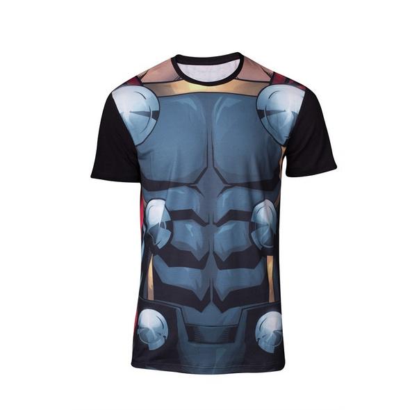 Thor Ragnarok - T-Shirt Thor Print (Größe M)