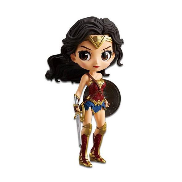 Justice League - Figur Q Posket Wonder Woman