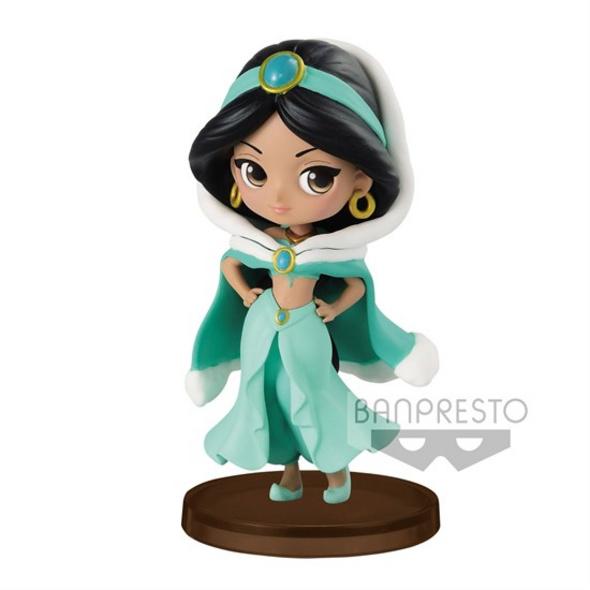 Disney - Figur Q Posket Jasmin Winter Petit