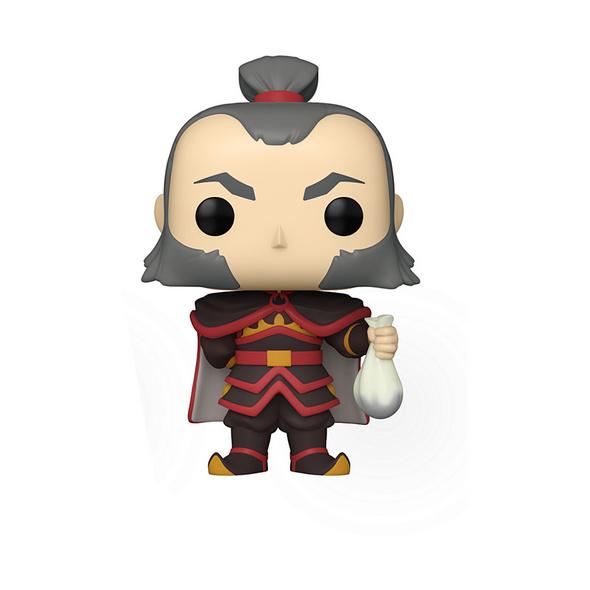 Avatar - POP! Vinyl-Figur Admiral Zhao