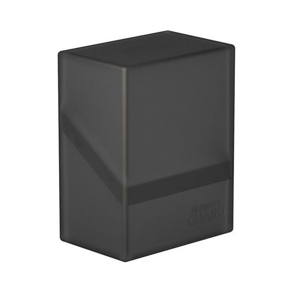 Ultimate Guard Ultimate Guard Boulder Deck Case 60+ Standardgröße Onyx