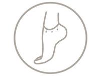 Fußkettchen - Elegant Touch