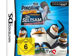 THQ Die Pinguine aus Madagascar: Dr. Seltsam kehrt zurück