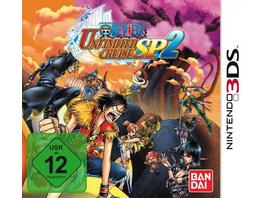 BANDAI NAMCO One Piece Unlimited Cruise SP2