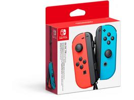 Nintendo Nintendo Switch Joy-Con Controller Set neon-rot / neon-blau