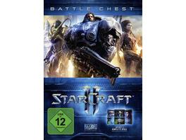 Blizzard Entertainment Starcraft 2 Battlechest