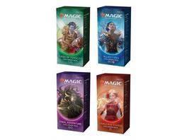 Magic the Gathering: Challenger Deck 2020 - Englisch (zufällige Auswahl)