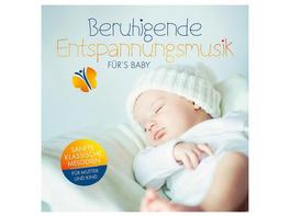 Beruhigende Entspannungsmusik fürs Baby