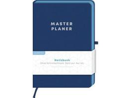 MyNOTES Notizbuch Classics Masterplaner - Notizbuch im Mediu